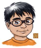 Daily30 - Quick sketch me by ultorgabrihel