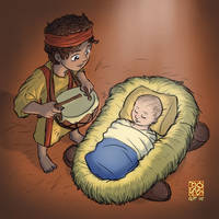 Little Drummer Boy 2 by ultorgabrihel