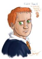 red hair by ultorgabrihel