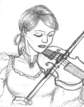 Faith sketch by ultorgabrihel