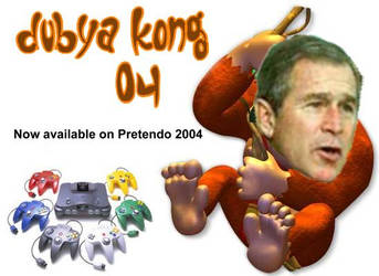Dubya Kong