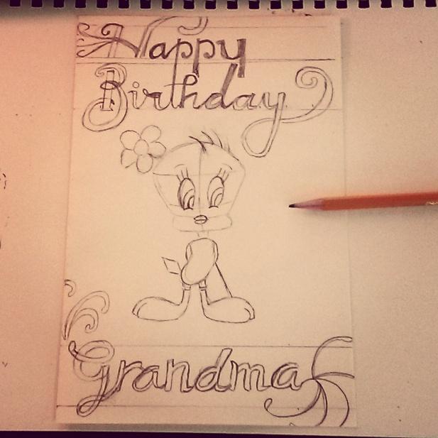 Grandmas birthday card sketch by deathangelreaper on deviantart grandmas birthday card sketch by deathangelreaper bookmarktalkfo Choice Image