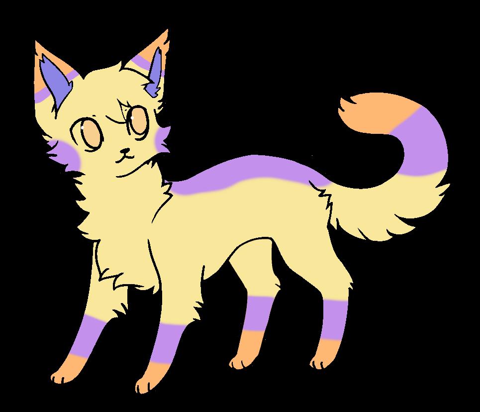simple cat adopt open by miranda103 on deviantart