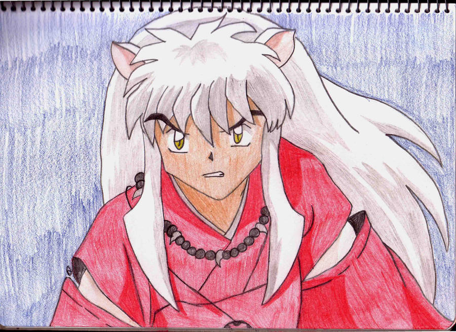 Inuyasha by PeachyPenguin