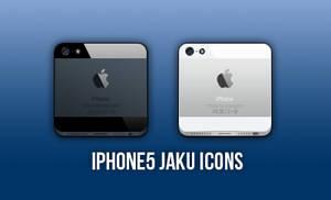 iPhone5 Jaku Icons