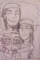 Happy Family by materialgirl1534