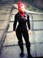Saints Row Character by materialgirl1534