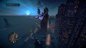 Gliding Through The City by materialgirl1534