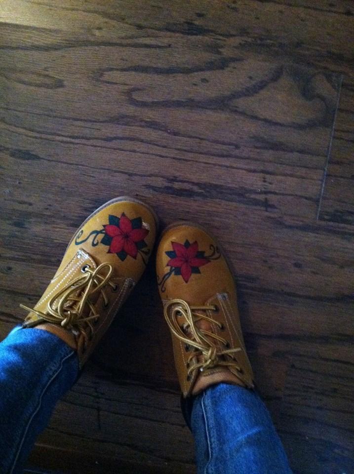 Shoe Design by materialgirl1534