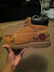 Shoe Design (Side) by materialgirl1534