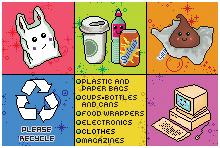 Please Recycle by LovelyShrew