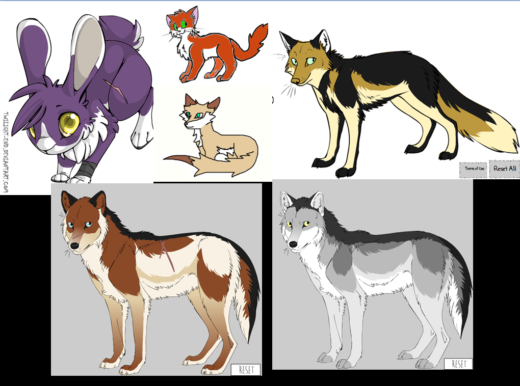 Adoptables! {OPEN} by thedoomedkitteh