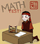 Math Anxiety by Arkham-Insanity
