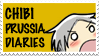 Chibi Prussia Stamp by Arkham-Insanity