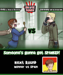 Smack Down -Round 7- by Arkham-Insanity