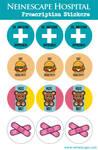 Prescription Stickers