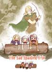 Spanked Trio by Arkham-Insanity