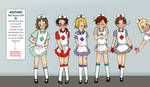 Nurse Line Up