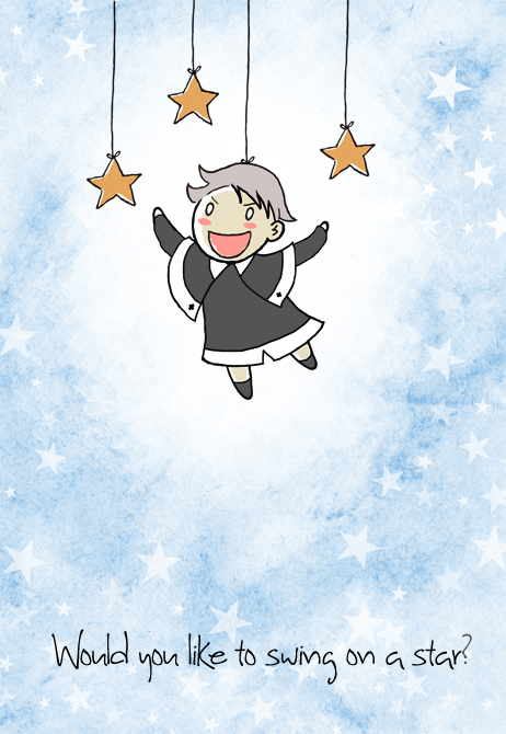 Prussia is a Star by Arkham-Insanity