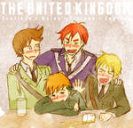 The United Kingdom Hetalia