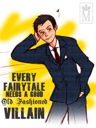 James Moriarty by Arkham-Insanity