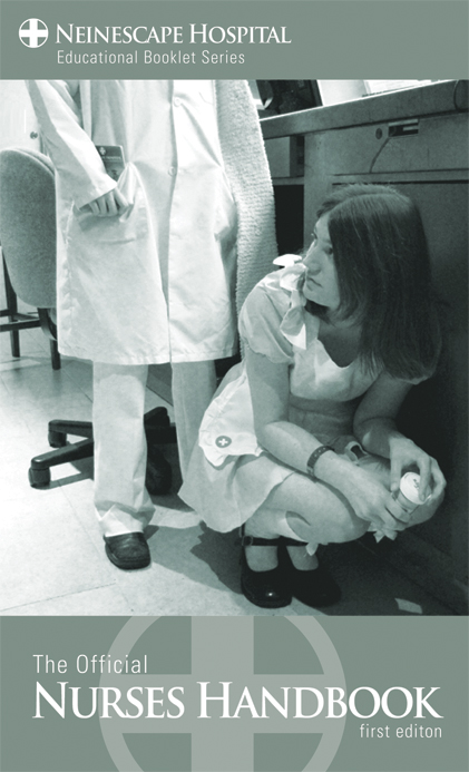 Neinescape Nurse Handbook by Arkham-Insanity