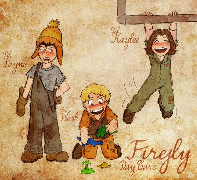 Firefly Daycare by Arkham-Insanity