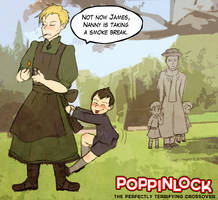 Bet My Nanny can beat up YOUR Nanny! by Arkham-Insanity