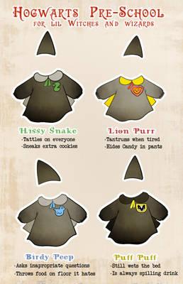 Hogwarts Pre-School