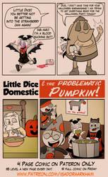 Little Dice Domestic - The Problematic Pumpkin