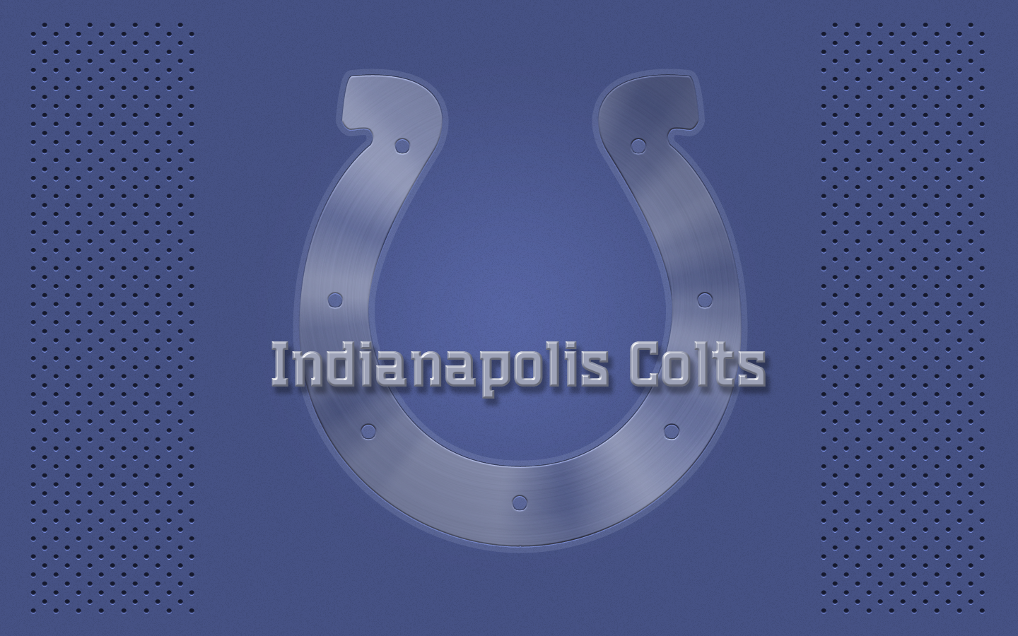 Indianapolis Colts Wallpaper: Indianapolis Colts brushed .