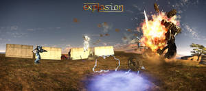explosion by madBOX20