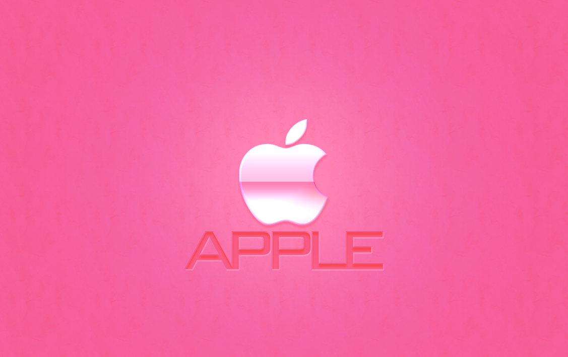 Popular Wallpaper Macbook Pink - apple_wallpaper_pink_by_1madhatter  Picture_142720.png
