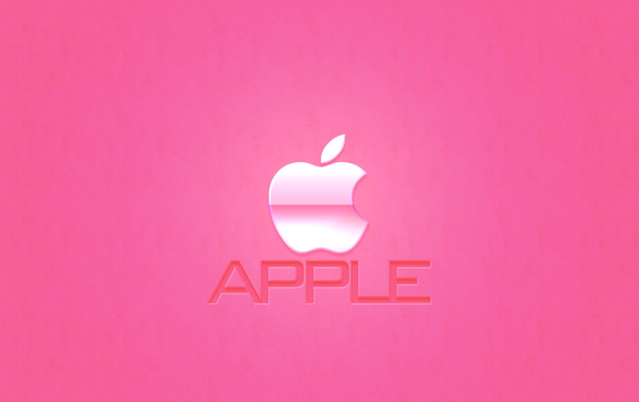 pink apple wallpaper free hd wallpapers
