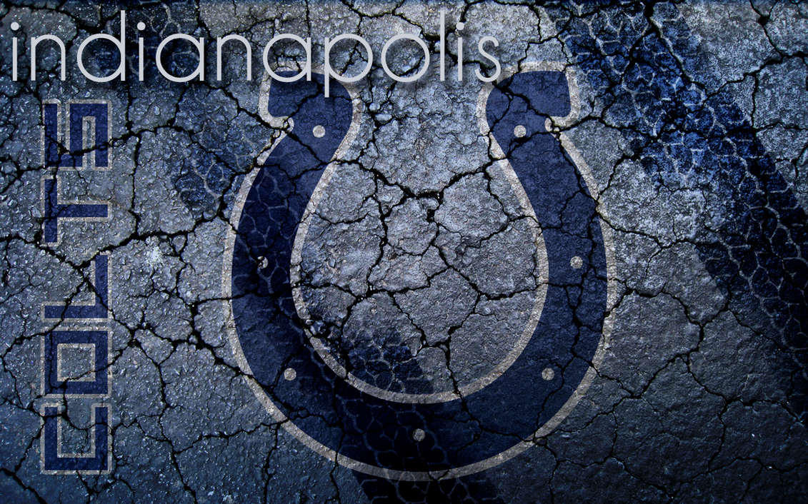 Indianapolis Colts Asphalt Wallpaper By 1madhatter