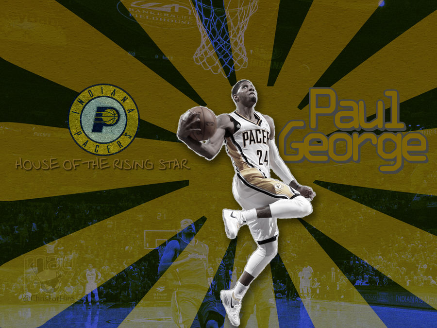 Paul George House of the Rising Star Wallpaper