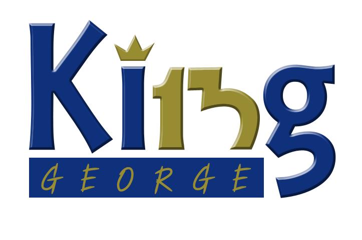 Ki13g George Logo Concept by 1madhatter