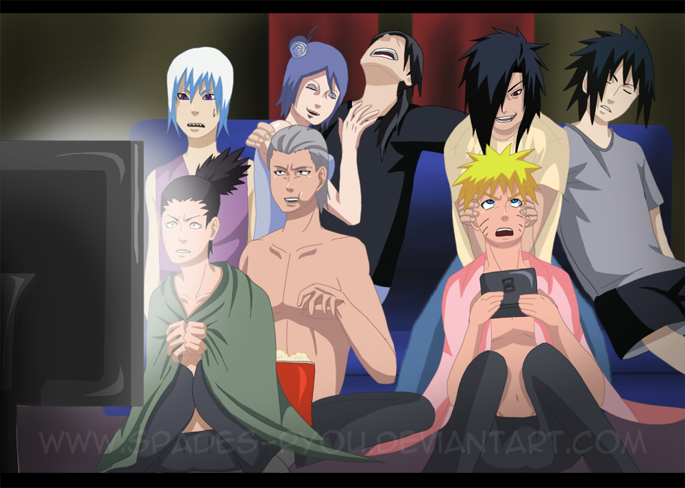 Naruto dating sim walkthrough sasuke shippuden