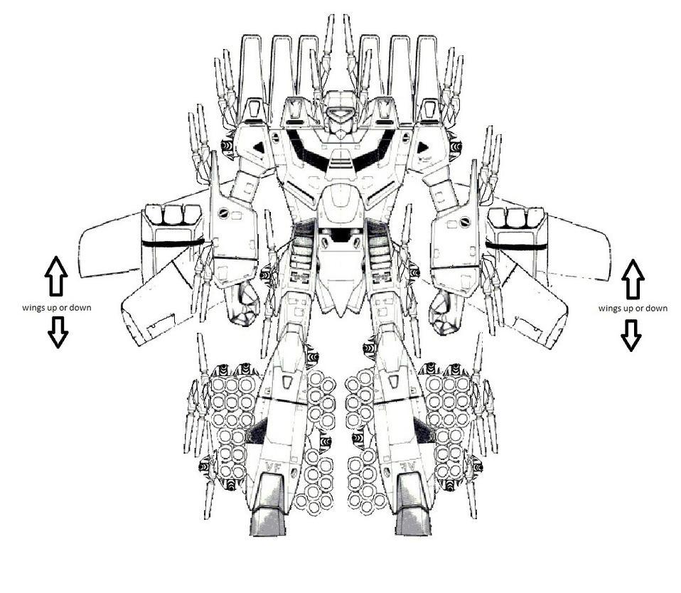 Robotech genesis pits