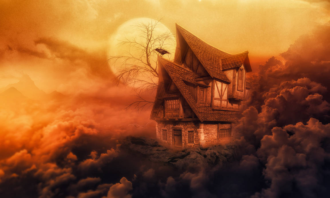 House In The Cloud