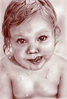 Bathtime Baby 2 by kristymariethomas