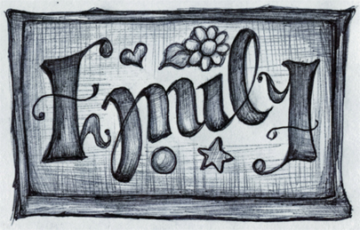 Emily Ambigram by kristymariethomas