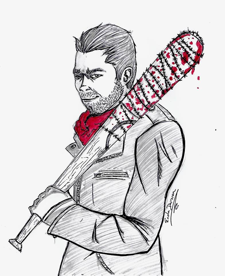 Negan by Ifrit62