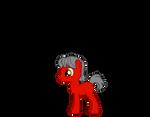 Glynn as a Pony