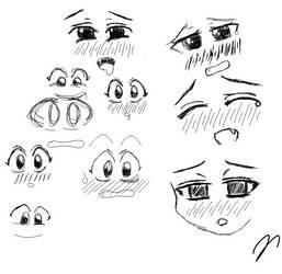 Face Practice by 4kumu