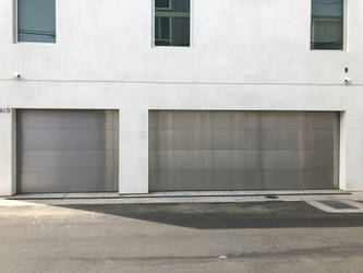 Garage Door Series 1/5 by Wannabby