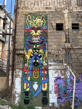 Jaffa Street Art