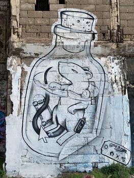 Jaffa Street Art #2