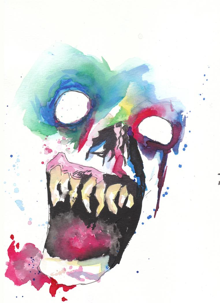 Zombie II by SGTMADNESS
