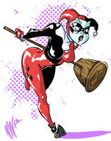 Harley by SGTMADNESS